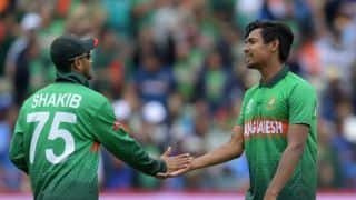 Cricket World Cup 2019: Shakib Al Hasan and Mustafizur Rahman, Bangladesh's leaders for the tournament