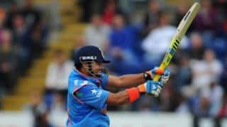 India vs Australia, 2nd ODI in Melbourne: Suresh Raina gets fifty