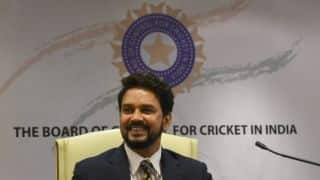 Anurag Thakur: Will not give single per cent share from BCCI to ICC