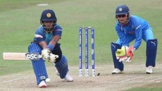 3rd ODI: Consolation win for Sri Lanka women as India women clinch series 2-1
