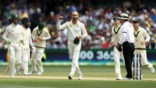 Nathan Lyon surpasses Kagiso Rabada; becomes highest wicket-taker in Tests in 2017