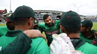 Cricket World Cup 2019: We couldn't get any big partnerships: Mashrafe Mortaza