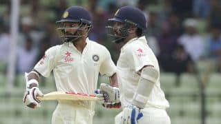 India vs Bangladesh 2015, one-off Test at Fatullah