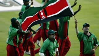 KEN's WCL match moved to SA citing security concerns