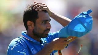 Mohammad Shami becomes father to a baby girl