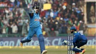Rohit Sharma's 208: Sourav Ganguly feels sorry for Sri Lanka