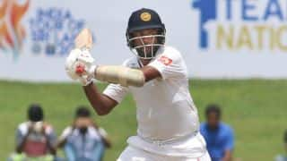 Perera: Disappointed to have missed a century vs IND in 1st Test