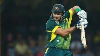 Australia vs South Africa 2014: Shane Watson scores his 31st ODI half-century