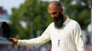 Moeen Ali trolled on Twitter over Viv Richards' drawing