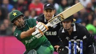 Match highlights, ICC Cricket World Cup 2019, Match 33: Babar Azam, Shaheen Afridi, Haris Sohail power Pakistan to victory over New Zealand
