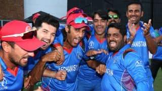 मोहम्मद शहजाद की तूफानी पारी से अफगानिस्तान ने आईसीसी विश्व कप क्वालीफायर्स खिताब जीता