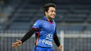 Rashid Khan appointed captain of Afghanistan's T20 International team