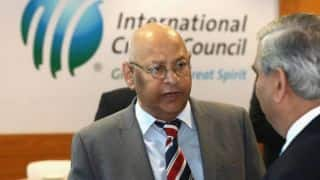 I'm not a substitute for Rahul Johri at the ICC meeting: BCCI acting secretary Amitabh Chaudhary