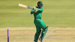 Sharjeel Khan, Imad Wasim lead Pakistan to 255-run win over Ireland