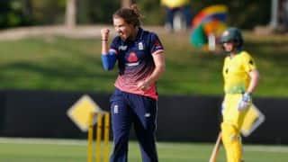 Women's Ashes: England beat Australia by 20 runs; hosts claim ODI series 2-1