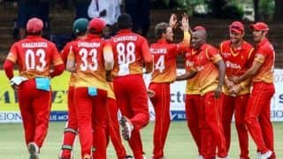 Zimbabwe players threaten to boycott upcoming T20I tri-series involving Australia, Pakistan