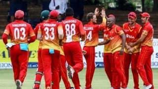 Zimbabwe players threaten to boycott upcoming T20I tri-series involving Australia, Pakistan
