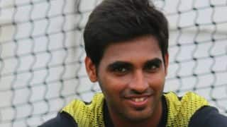 Bhuvneshwar Kumar's form vital for India in tour of England