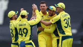 ICC Champions Trophy 2017: Australian bowling unit showed they do have plenty of character, feels Michael Hussey