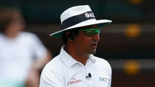 Aleem Dar: Want to umpire until ICC Cricket World Cup 2019
