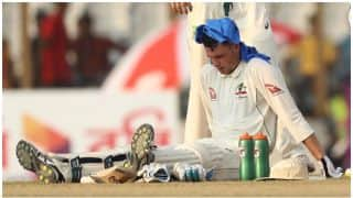 Bangladesh vs Australia, 2nd Test, day 3: Peter Handscomb Lost 4.5 Kgs during batting