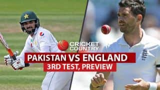 PAK vs ENG, 3rd Test Preview: Pakistan's brittle middle-order biggest worry