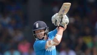 Sri Lanka vs England 2014: Joe Root scores his 7th ODI half-century