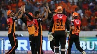 IPL 2019, SRH vs MI: Unchanged Sunrisers Hyderabad win toss and opt to bowl first vs Mumbai Indians