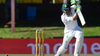 India vs South Africa, 2nd Test: Faf du Plessis' inning helps Hosts score 335; Visitors trail by 331 runs at Lunch on Day 2