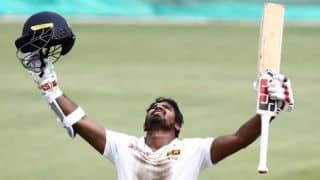 Sensational Kusal Perera leads Sri Lanka to one-wicket in South Africa