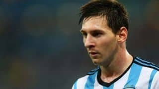 Lionel Messi showered with praise by media after last-gasp goal against Iran in FIFA World Cup 2014
