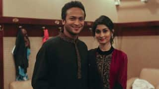 Shakib Al Hasan's wife harassed after India match