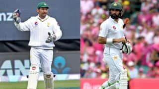 Shaharyar Khan hints Sarfraz Ahmed as Pakistan's next Test captain after Misbah-ul-Haq