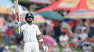 India trail South Africa by 152 runs at stumps Day 2, 2nd Test