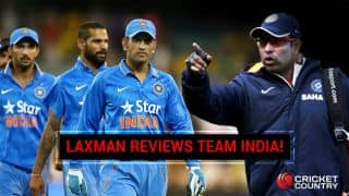 VVS Laxman: A bright victory for India in the last ODI should ensure momentum in T20Is against Australia