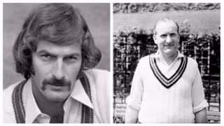 When Dennis Lillee bowled an apple and Bill Alley punned