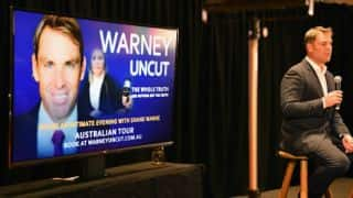 Shane Warne's tell-all show 'Warney Uncut' postponed