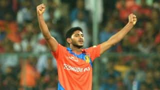 Basil Thampi: Gained a lot by interacting with Glenn McGrath