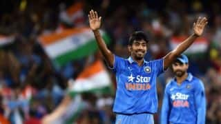Jasprit Bumrah's coach Kishore Trivedi believes he should be given a chance in Tests