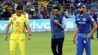 Chennai Super Kings vs Mumbai Indians, Qualifier 1, IPL 2019, LIVE streaming: Teams, time in IST and where to watch on TV and online in India