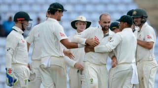 Australia lose their 7th consecutive Test in Asia
