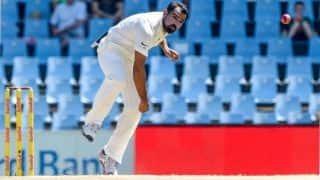 Kuldeep Yadav, Rishabh Pant, Mohammed Shami in India's Test squad