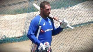 पाकिस्तान के खिलाफ टेस्ट डेब्यू करेंगे फिंच, कोच लैंगर ने दिए संकेत