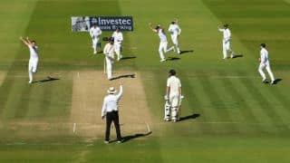 England vs South Africa, 1st Test at Lord's, Day 4: Proteas take 7 wickets for 43 runs before lunch