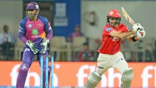 IPL 2017: Kings XI Punjab (KXIP) saunter to 6-wicket win over Rising Pune Supergiant (RPS) in IPL 10, Match 4