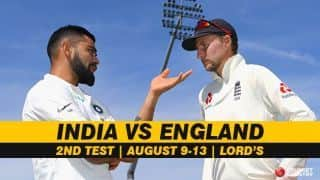 India vs England, Lord's Test: MATCH HOME - Live scores, updates, reports, videos