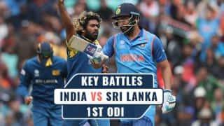 India vs Sri Lanka, 1st ODI at Dambulla: Rohit Sharma vs Lasith Malinga and other key clashes