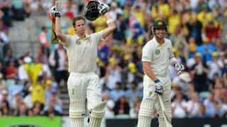 Steven Smith reminices Brad Haddin's Ashes 2013-14 performances following latter's retirement