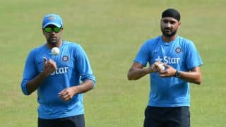Harbhajan admits Ashwin kept him away from India squad for ICC Champions Trophy 2017