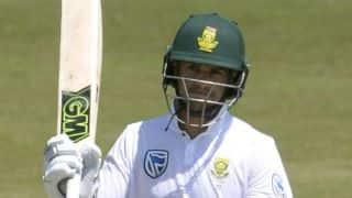 Markram ensures steady start for SA before lunch, Day 1